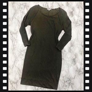 James Perse Raglan Sweater Dress